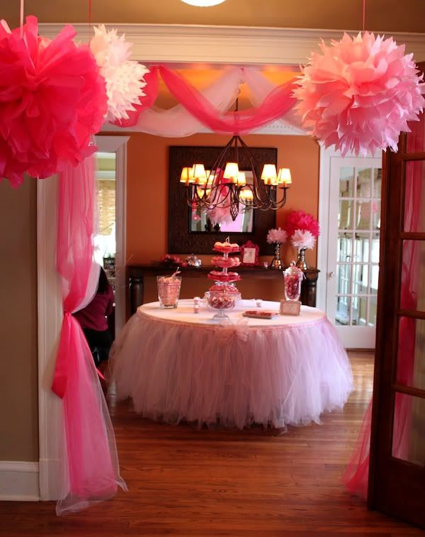 Decoración de Fiestas Infantiles de Barbie   Fiestas y todo Eventos