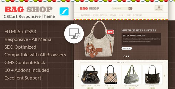 download eCommerce theme