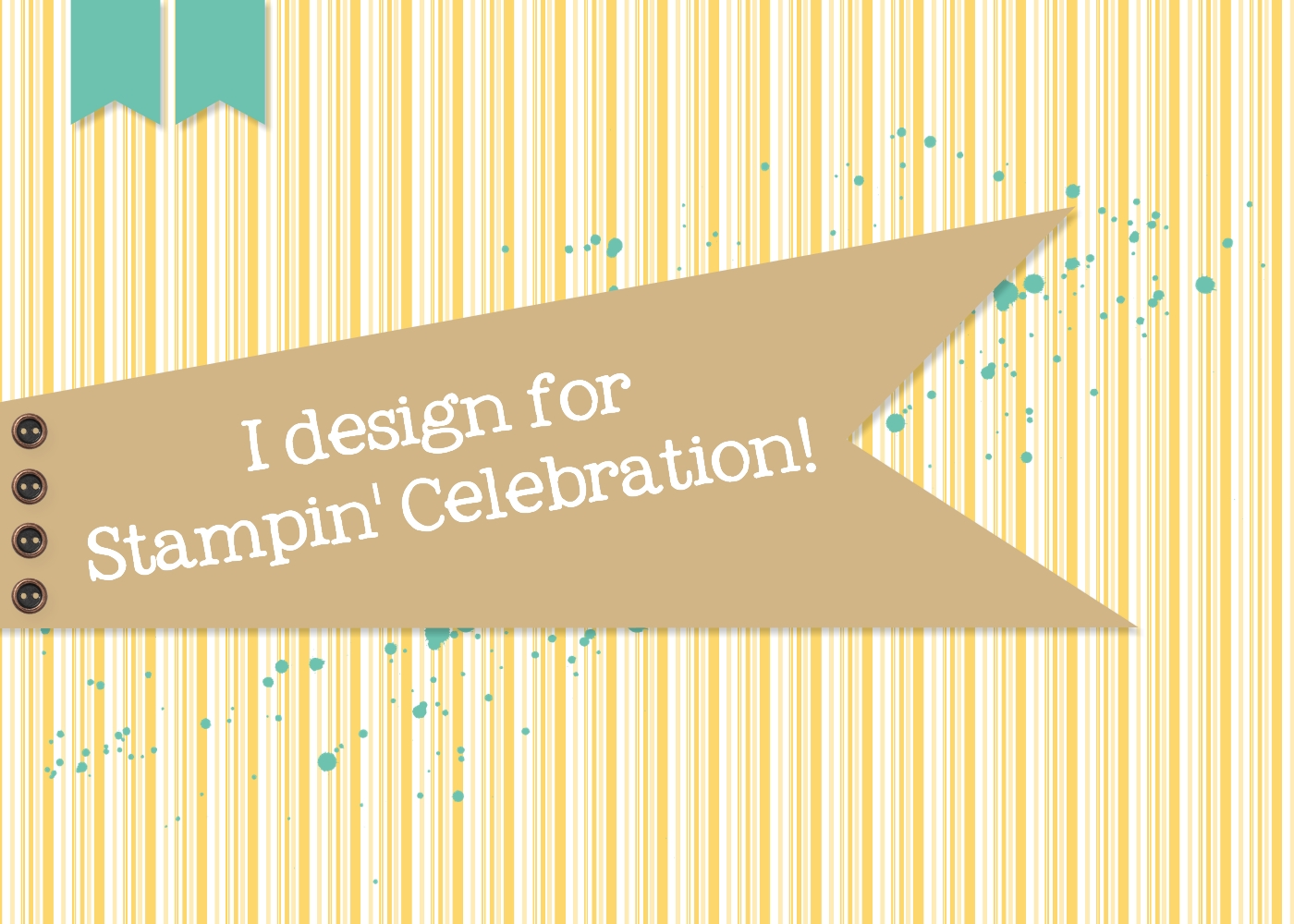 Stampin'Celebration Designer Badge