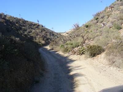 El Rosario Baja California M 233 Xico Cuatro Panteones En