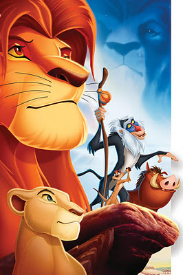 Lion King in 3D