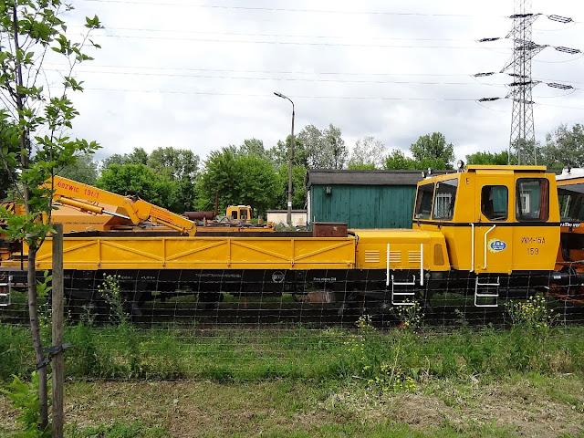 Drezyna WM-15A 159
