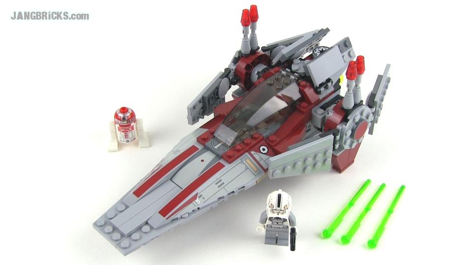 Mega Upload Sunday: New LEGO Star Wars set reviews!