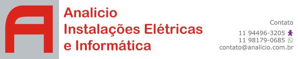 Analicio Instalações Elétricas e Informática