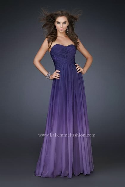 Prom dress colours for pale skin