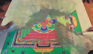 Medizin Buddha, Sandmandala, Sissach, DVD, TS-VISION,