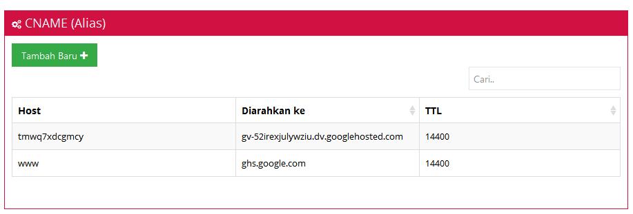 Cara Mengubah Domain Blogspot.com Menjadi Domain Idhostinger