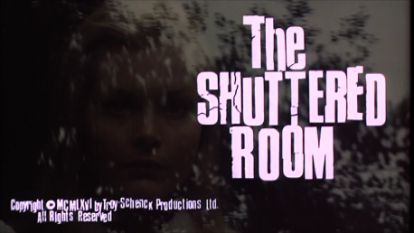 The Shuttered Room (1966) titles