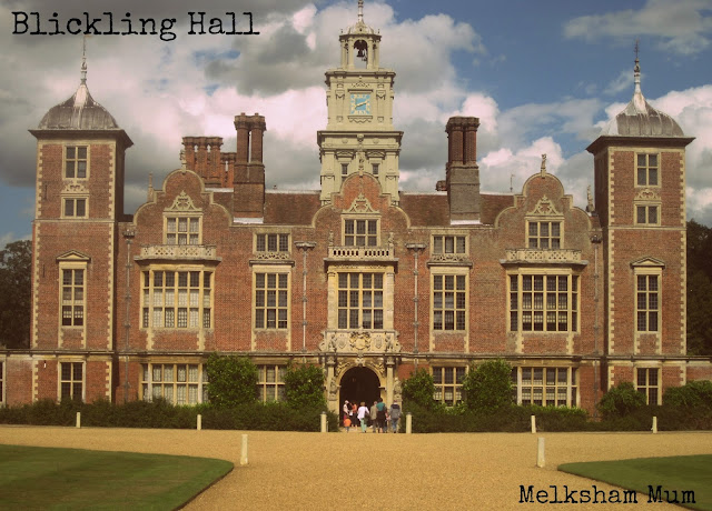 Blickling Hall, Norfolk National Trust