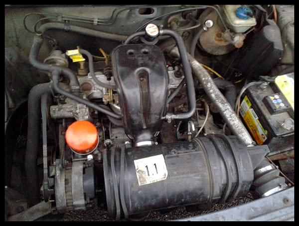 moteur 205 GR