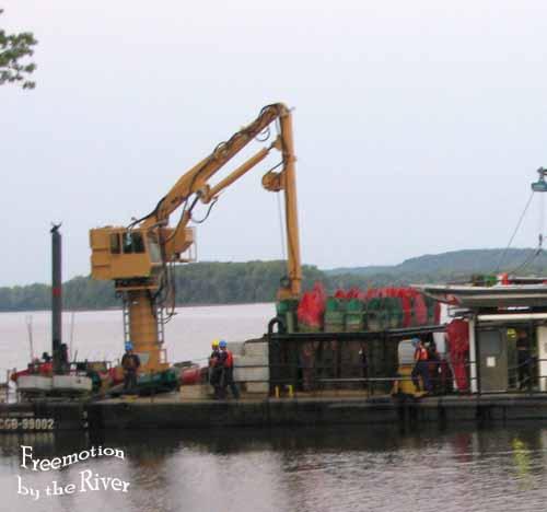 Iowa and Illinois buoys