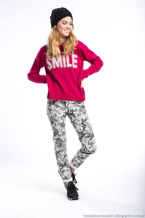 Pantalones de moda invierno 2015 Como quieres que te quiera.