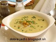 Kyslá cícerová polievka - recept