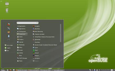 Cinnamon desktop opensuse