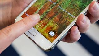 Cara mengaktifkan fitur fingerprint Samsung
