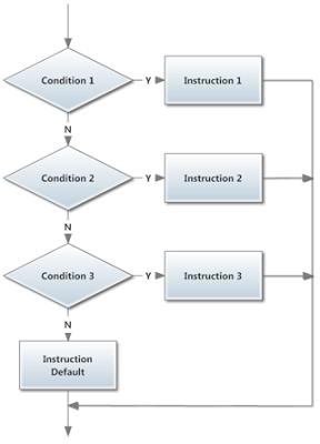 دورة دروس تعليم البرمجة بلغة السي شارب .نت C#.Net الدوال الشرطية switch case