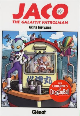 Jaco the Galactic Patrolman (Glénat)