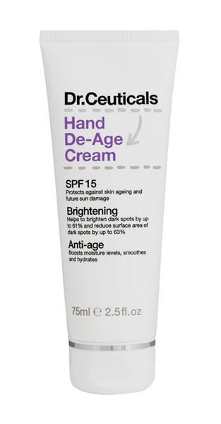 de-age hand cream