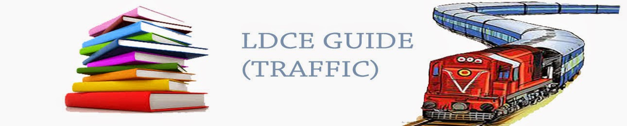 LDCE GUIDE - TRAFFIC