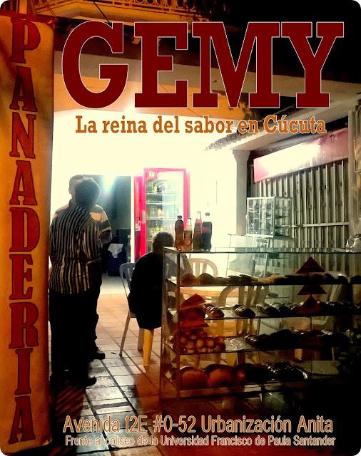Panadería GEMY, la reina del sabor, abre al público en Cúcuta cucutanoticias.com cucutanoticias.blogspot.com