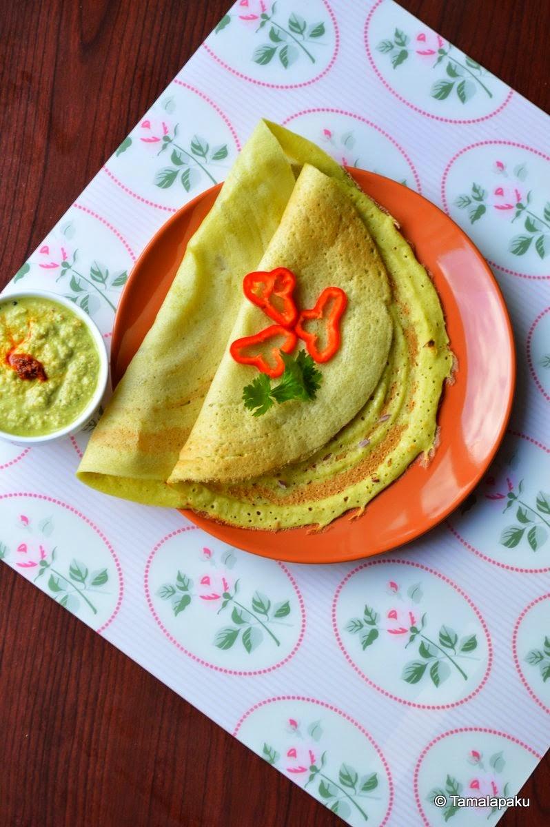 Little Millet Pesarattu