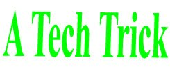 ATT Here Available All Latest Technology Tricks&Tips