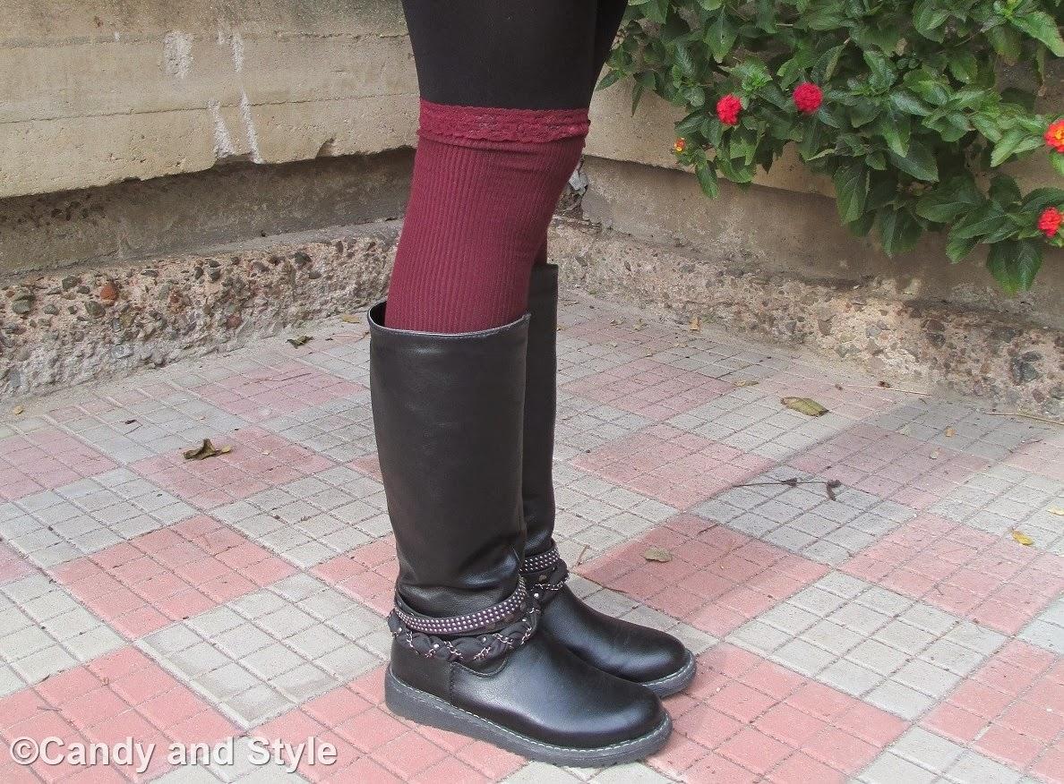 Knee-Highs, Biker Boots