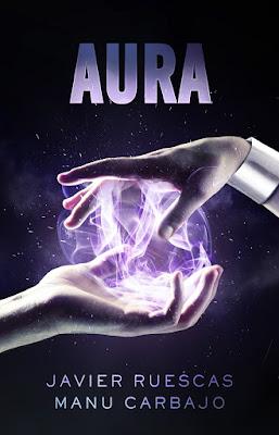 LIBRO - Aura  Saga Electro #2  Javier Ruescas & Manu Carbajo (Edebe - 10 Noviembre 2015)  LITERATURA JUVENIL | Edición papel & digital ebook kindle  Comprar en Amazon España
