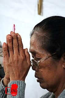 sembahyang Hindu Bali
