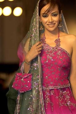 Modern Indian Wedding Dress