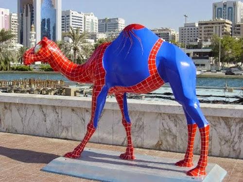 23 estátuas bizarras e engraçadas que existem ao redor do mundo