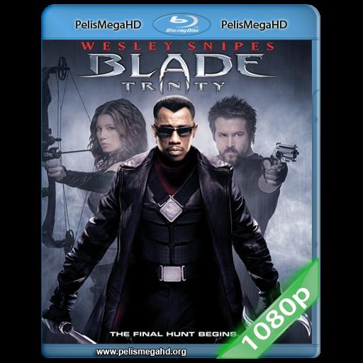 BLADE: TRINITY (2004) FULL 1080P HD MKV ESPAÑOL LATINO