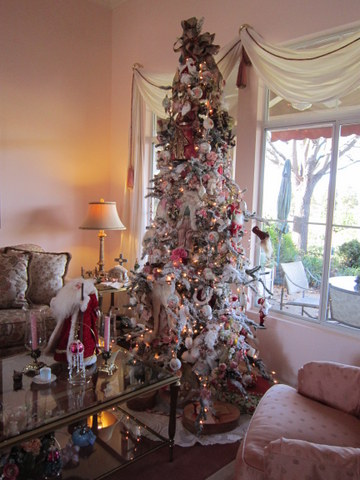 The Olde Farmhouse The Most Beautiful Christmas Trees