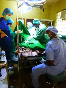Surgery in Nigeria