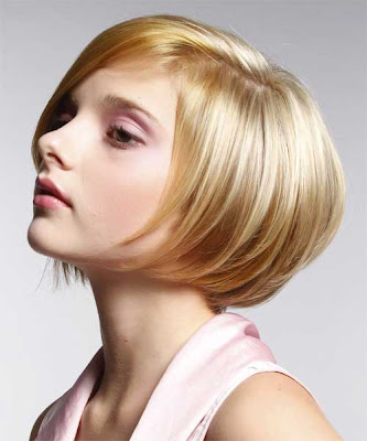Hairstyles With Side Swept Bangs