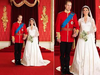 3 As fotos oficiais: Casamento Real