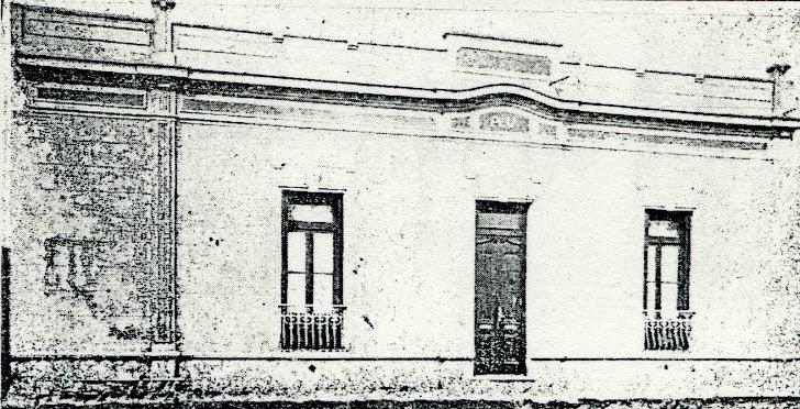Casa construida en 1920