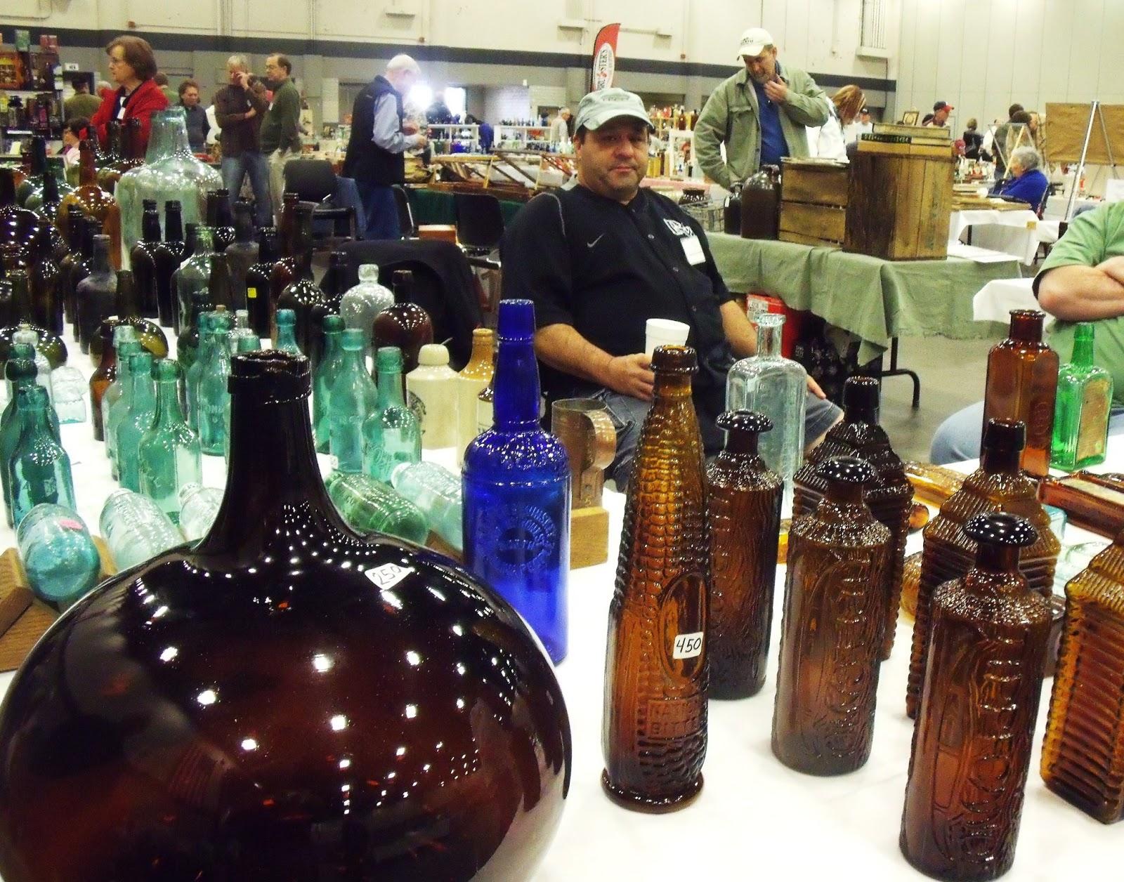 Findlay Bottle Show Findlay Bottle Club Ohio Antique