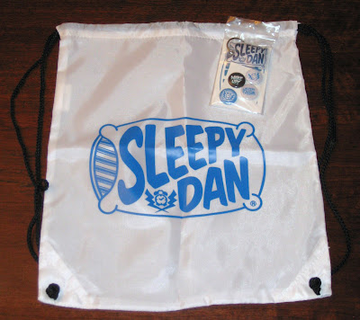 Sleepy Dan x TheBlotSays.com Prize Pack Giveaway