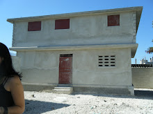HAITI: New Clinic that is being built by DWC Host Partner, Help Tammy Help Haiti