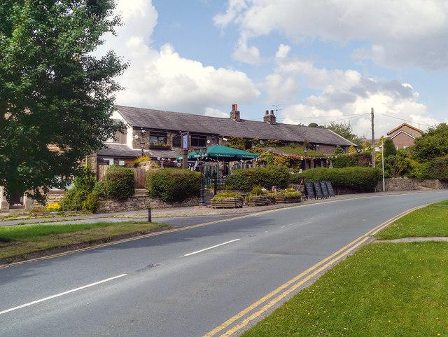 Chorley S Inns And Taverns Wheelton Dresser Arms