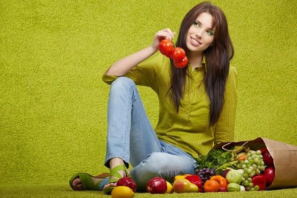 معتقدات التغذية وصحة الشعر