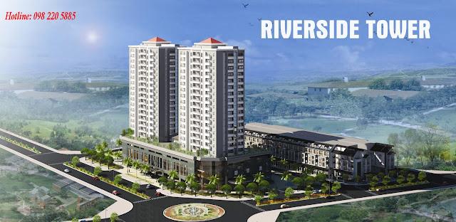 Chung cư Riverside Tower Thanh Đàm