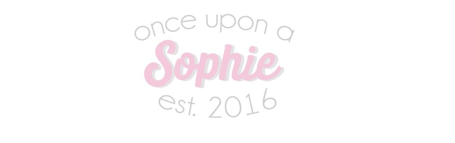 Once Upon A Sophie