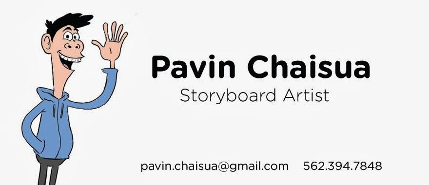 Pavin's Story Portfolio