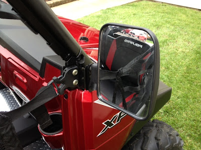 Polaris Ranger XP 900 Mirror