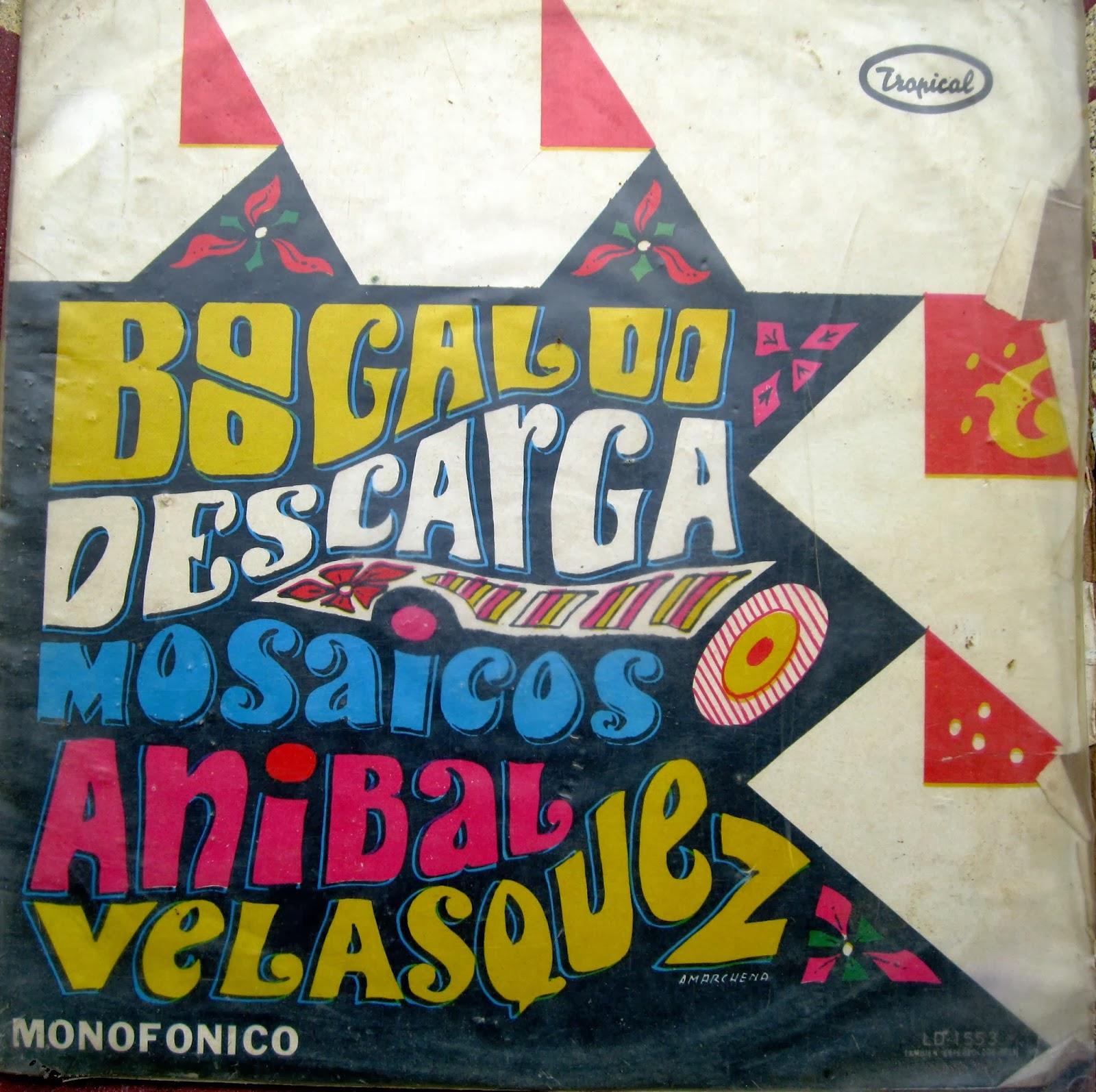 Anibal Velasquez Boogaloo Descarga Mosaicos