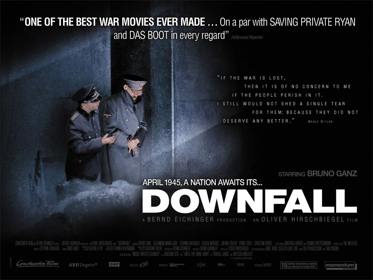 downfall movie On a deep space mining mission to a remote planet, an ancient religious relic – thought to be proof of the existence of god – is unearthed and brought aboard.
