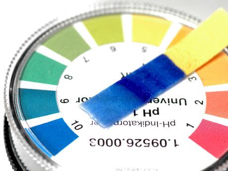 Medicion del pH