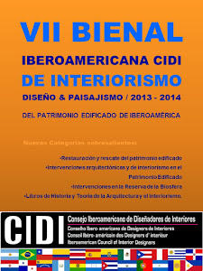 VII BIENAL IBEROAMERICANA CIDI DE INTERIORISMO